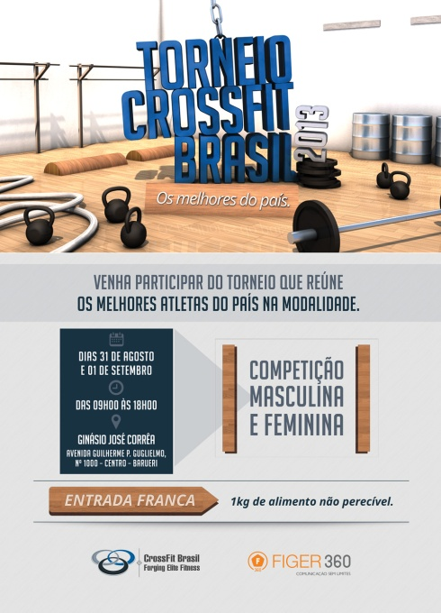 Torneio CrossFit Brasil 2013
